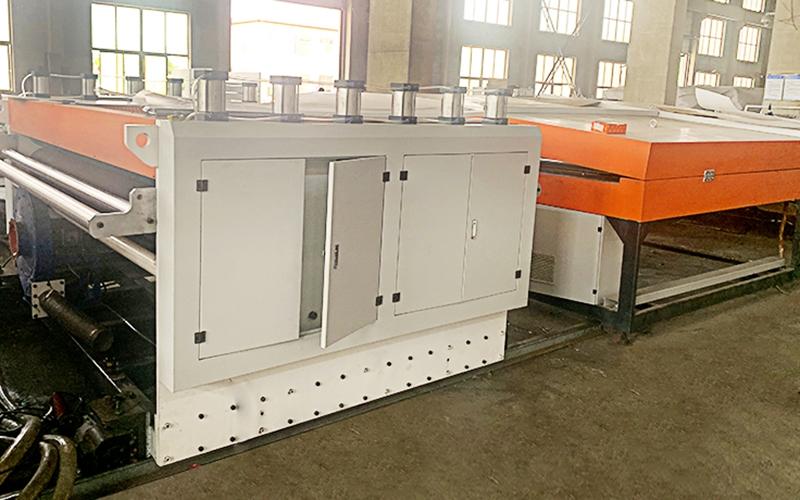 中空板生产线设备